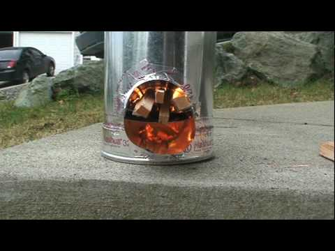Rocket Stove - DIY
