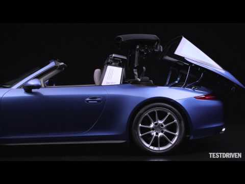 911 Targa Roof 2014 Porsche 911 Targa Roof