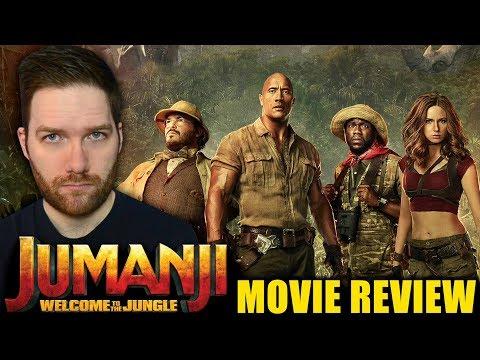 Jumanji: Welcome to the Jungle (2017) Full Movie - YouTube