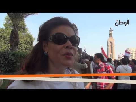 بالفيديو سعد نبيهة يظهر في احتفالات أكتوبر بسبب صفاء أبو السعود