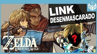 La VERDADERA identidad de LINK de Zelda Breath of the Wild | N Deluxe
