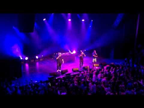 De La Soul - Ring ring ring, live @ TivoliVredenburg, Utrecht