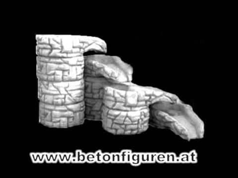 Betonskulpturen workshop