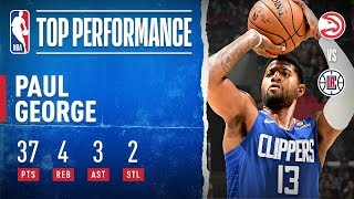 Paul George Drops 37 PTS In 20 Minutes!