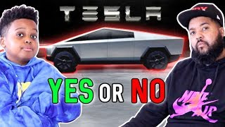 We BOUGHT The New Tesla Cybertruck (Top 10 Facts You Didn't Know About It)