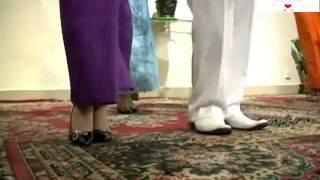 How to dance Saravan. ចំរៀង ខ្មែរ-by Heng Muni
