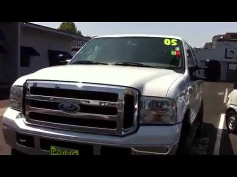 For Sale 2005 Ford Excursion XLT SUV For Sale near Los Angeles 6.0 Diesel (Stk#: 6188et)