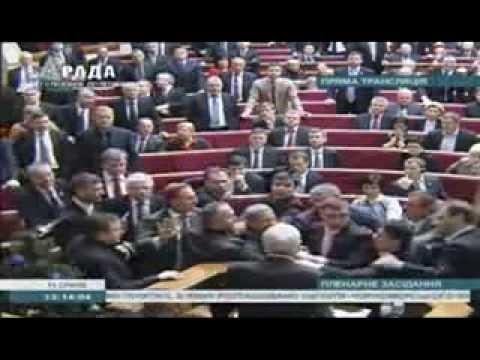 Янукович и депутаты