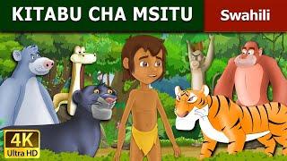 Kitabu cha msitu   Hadithi za Kiswahili   Katuni za Kiswahili   Swahili Fairy Tales