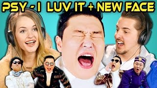 COLLEGE KIDS REACT TO PSY -