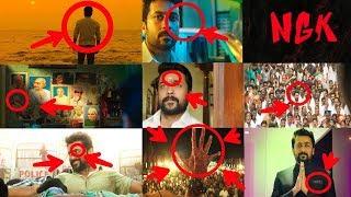 NGK - Official Teaser (Tamil) BreakDown | Yuvan Shankar Raja | Selvaraghavan Teaser BreakDown