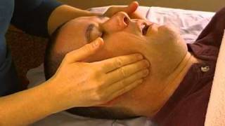 Face and Jaw Massage - 12 Days of Partner Massage from MassageByHeather.com