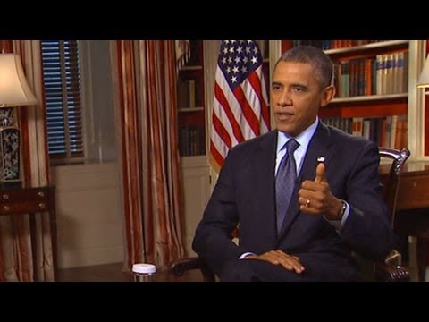 President Obama on Syrian Chemical Weapons: 'This Week' Exclusive Interview Part 1