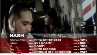 Nash feat. MEGA (Trio Sayang) - Lagi Lagi (Official Video)