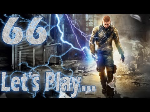 Let's Play: InFAMOUS [PS3][HD] - Part 66: We Find a Way In