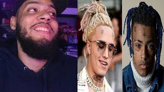 Reaccion Xxxtentacion Lil Pump Ft Maluma Swae Lee 34 Arms Around You 34 Official Audio