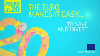 #EUROat20: The euro makes it easy to save and invest