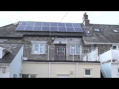 Ashden Award - Wadebridge Renewable Energy Network, community energy, UK