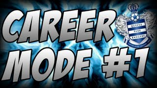 FIFA 13 - Career Mode - Episode 1 - Meet The Squad!