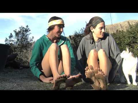BAREFOOT DAY 14: Running Barefoot