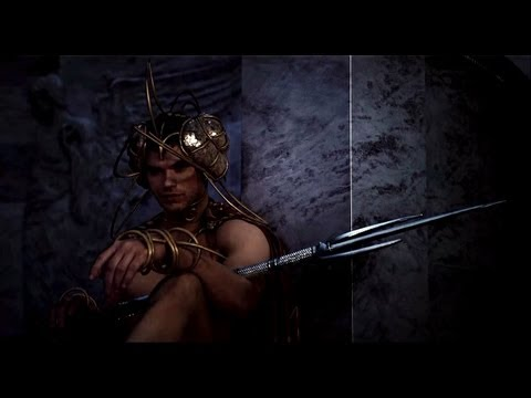Poseidon Causes Tsunami - The Immortals (hd) video