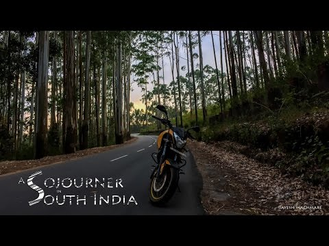A Sojourner in South India - Road Trip