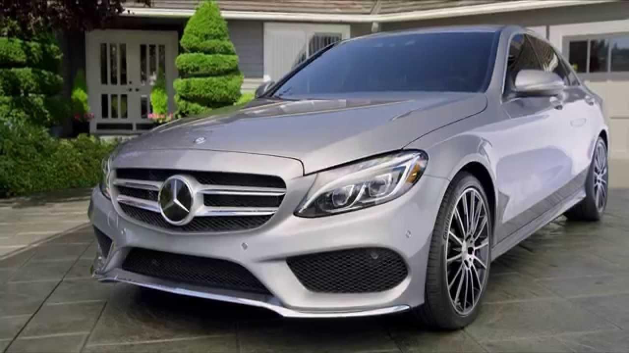 2015 mercedes benz c class sedan video walk around for Mercedes benz website usa