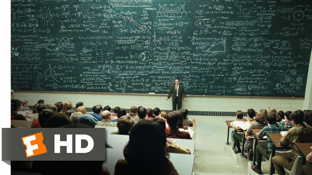 A Serious Man (5/10) Movie CLIP - The Uncertainty ...