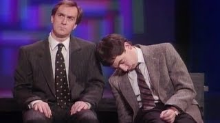 Rowan Atkinson Live -  Attending Church [Part 1]