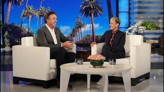 Kevin Nealon Tries to Get Ellen to Go Hiking