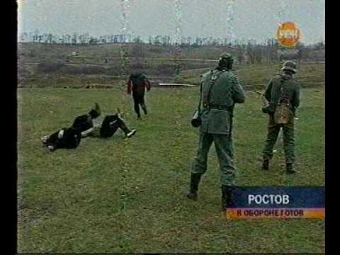Русская реконструкция - бессмысленная и беспощадная.