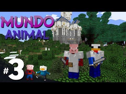 UN CASTILLO | EP.3 | MUNDO ANIMAL CON CELOPAN
