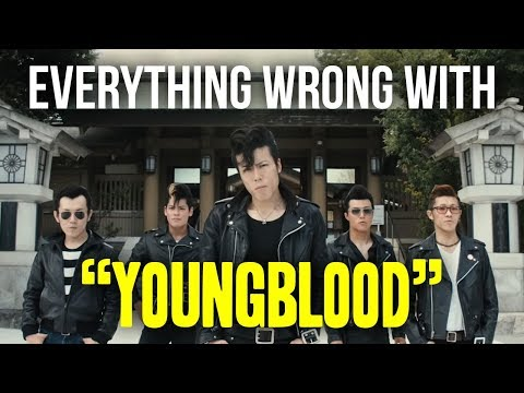 """Everything Wrong With 5 Seconds Of Summer - """"Youngblood"""""""