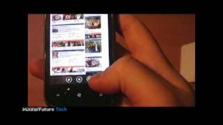 HTC 7 Mozart - Windows Phone 7 im Test (Part 1)