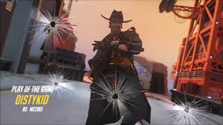 Mccree Town Road