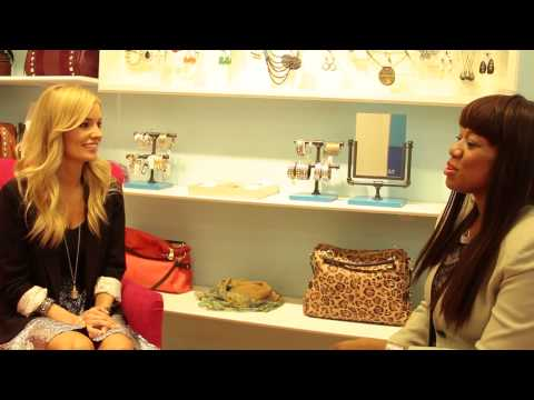 Celebrity STYLE Chat with Emily Maynard