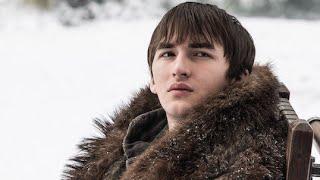 NPC mad Game of Thrones series finale wasn't WOKE! Bran the Broken is hateful!
