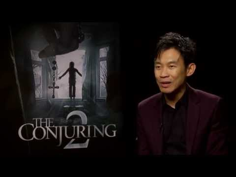 Did James Wan Hire A Priest For THE CONJURING 2?