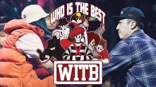WHOS THE BEST 2017! Finał Hip Hop!