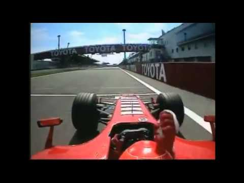 Michael Schumacher - Don't stop me now (Best of 2006)