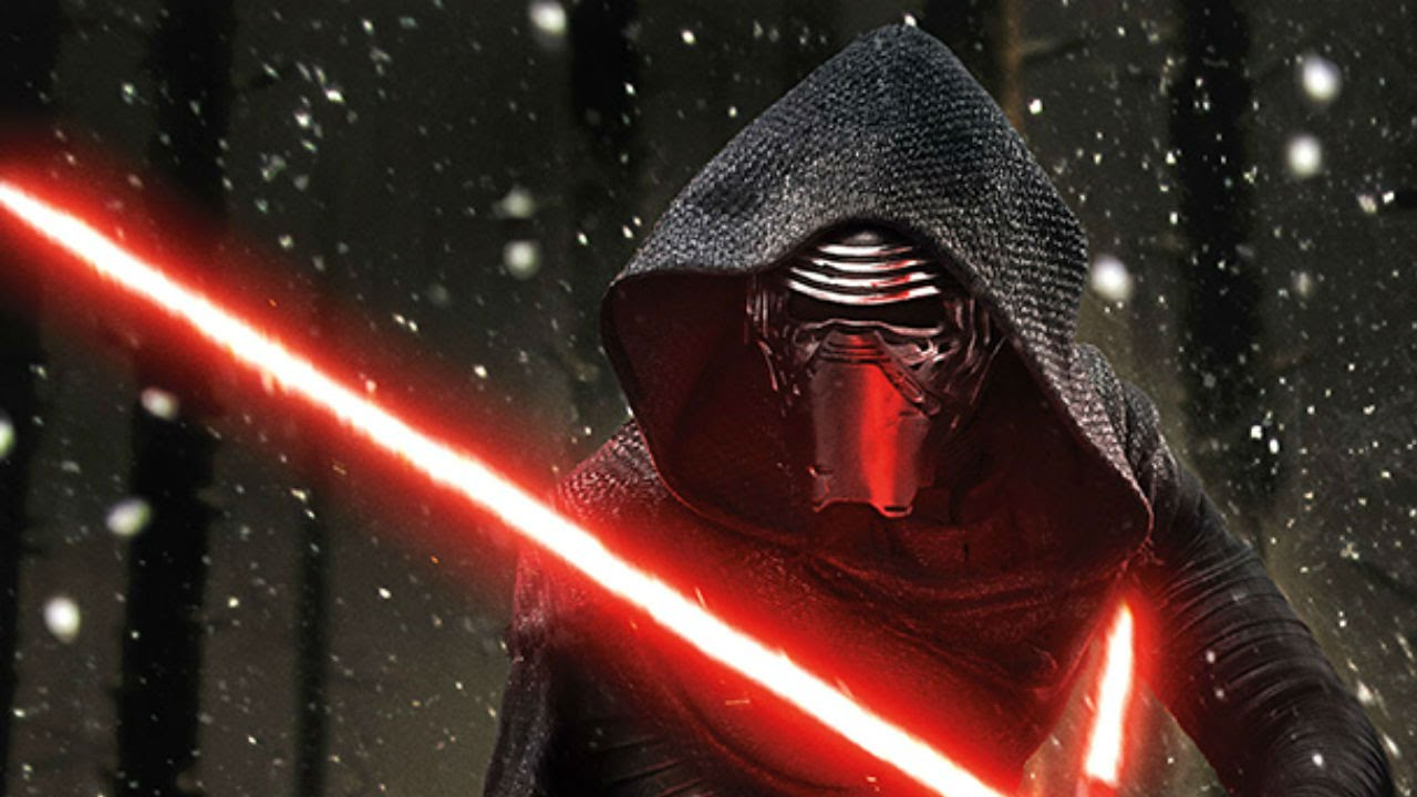 Kylo Ren's Lightsaber Sounds Like No Other