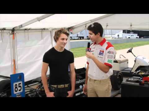 USF2000 Driver to Driver Interviews at Milwaukee