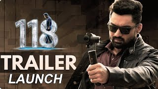 118 Theatrical Trailer Launch | Nandamuri Kalyan Ram, Nivetha Thomas, Shalini Pandey | filmylooks
