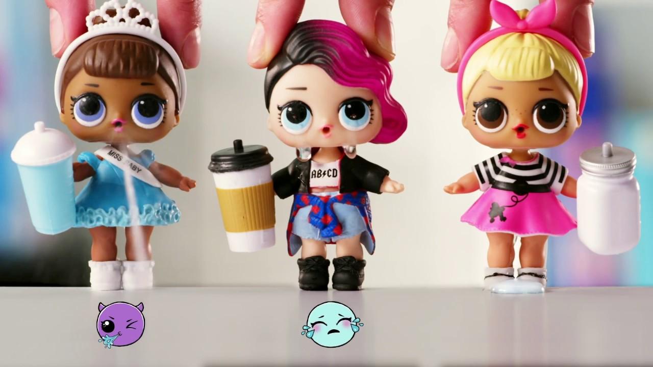 Куклы LOL - купить куклу ЛОЛ оригинал в шаре в Москве