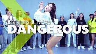 Jennifer Hudson - Dangerous / WENDY Choreography.