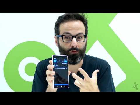 Nokia Lumia1520, análisis tras un mes de uso