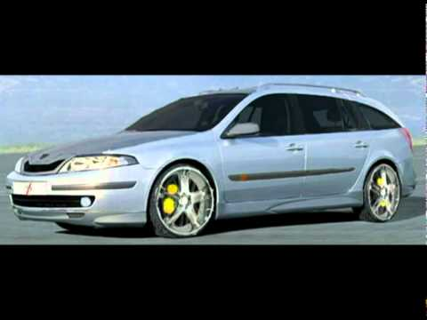 renault laguna ii tuning youtube. Black Bedroom Furniture Sets. Home Design Ideas