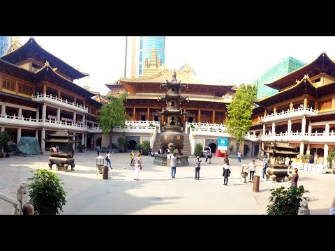 Spirit, Guides - Temples of Shanghai