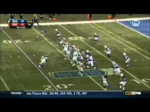 The best of Russell Wilson 2012 season