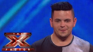 Download Lagu Paul Akister sings Marvin Gaye's Let's Get It On | Arena Auditions Wk 1 | The X Factor UK 2014 Gratis STAFABAND